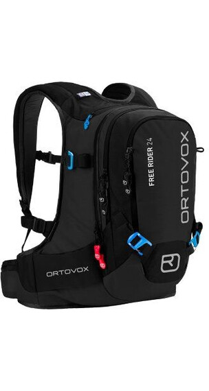 Ortovox Free Rider 24 Black Anthracite